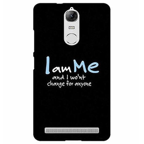 meet d8fe6 cc2db Lenovo K5 Note Printed Back Cover