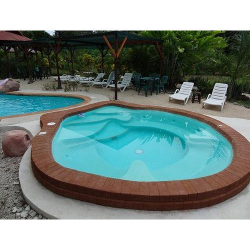 Hotel Jacuzzi Pool for Hotels/Resorts