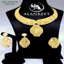 Beautiful Gold Plated Jewellery