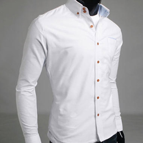 Image result for White Stylish Shirt