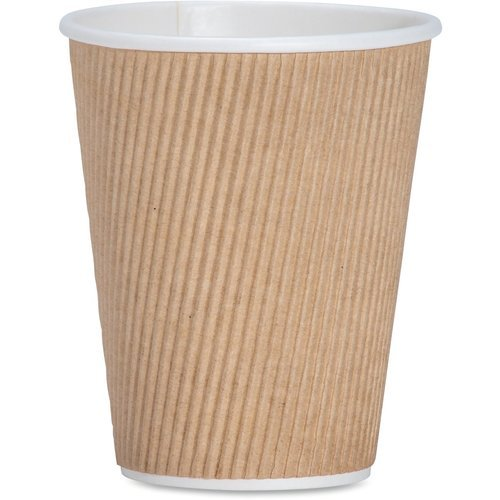100 Ml Ripple Paper Cup