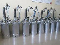 SCE Pressure Pot