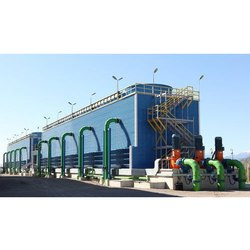 FRP Process Water Cooling Tower