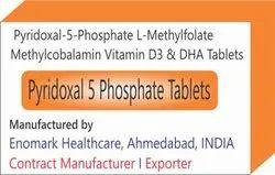 Pyridoxal 5 Phosphate Tablets