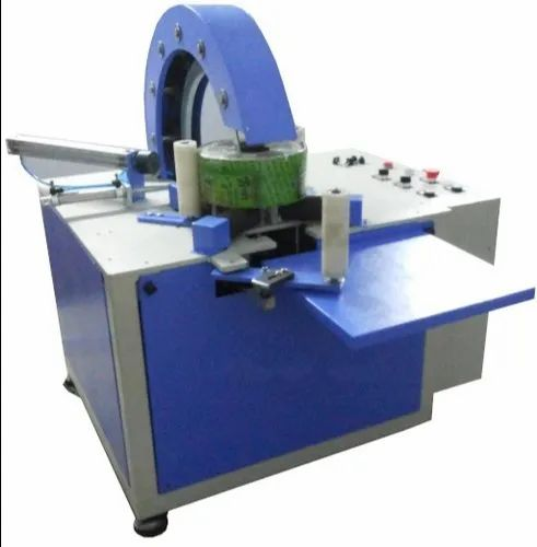 Horizontal Coil Wrapping Machine