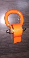 Orange Mild Steel Swing Hook