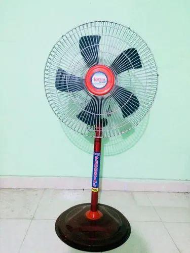 120 W 5 Blade Copper Pedestal Fan