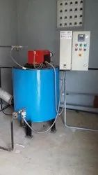 Oil Fired Stainless Steel Non IBR Steam Boiler, For Industrial, Capacity: 0-500 (kg/hr)