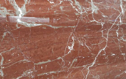 Fire Red Colored Marble, Slab, Application Area: Interior & Exterior