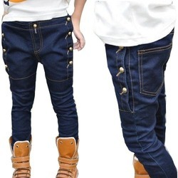 Boys Fashionable Denim Jeans