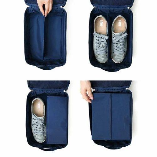 6300c210f94c Wondersmit Premium Shoe Pouch Portable Waterproof Travel