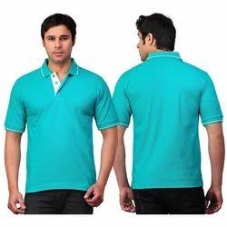 Male Plain Cotton Matty T Shirts