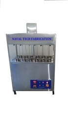 Open Bath Beaker Dyeing Machine