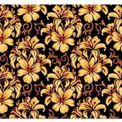 Digital Flower 3D Printed Nonwoven Mat Roll