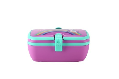 Smily Kiddos Plastic Student Lunch Box