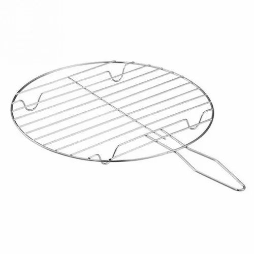 NA Meat Net Grilling Basket, Size: Na, For NA