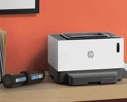 Hp Never Stop Laser Printer 1000w