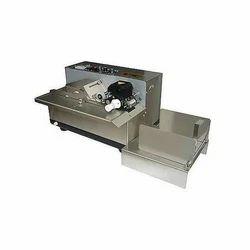 Table Top Batch Coding Machine