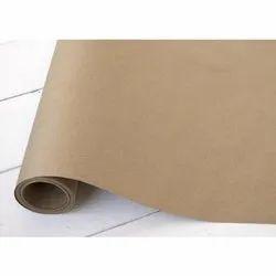 Wood Pulp Brown Kraft Paper, Packaging Type: Roll, 90