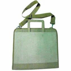 Plain Jute Sling Bag