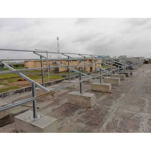Mild Steel Mounting Structure