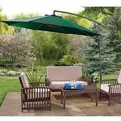 Universal Furniture Luxury Side Pole Fabric Garden Umbrella