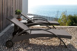 Rattan Loungers