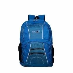 Mybae Black Backpack, Number Of Compartments: 4