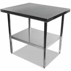 Steel Sitting Table