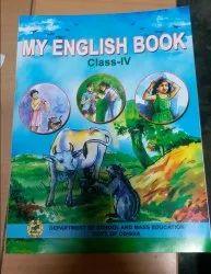 English Literature Book