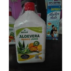 Organic Aloevera Mango Juice