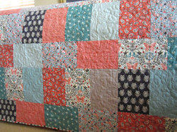 Printed Handmade Quilt