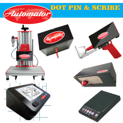 Dot Peen Marking Machine - Dot Pin Marking Machine Latest Price