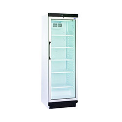 Static Cooling Upright Freezers