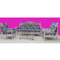 5 Seater Sofa Set with Table