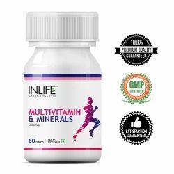 INLIFE Multivitamin Tablets