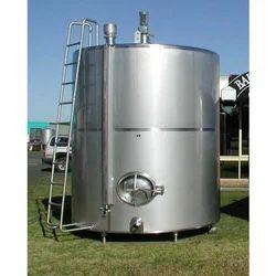 Outdoor LPG Storage Tank