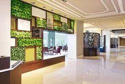 Stylish Natural Vertical Garden Wall
