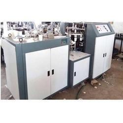 MS Semi Automatic Paper Cup Making Machine