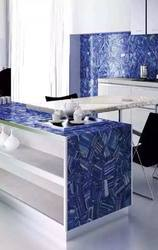 Lapis Lazuli Kitchen Counter