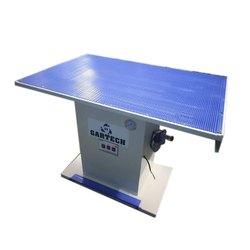 Mild Steel 1 HP Vacuum Ironing Table