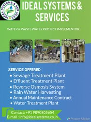 Water Treatment Consultant