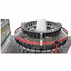 8 Shuttle Circular Weaving Machine. (model 810 ), Model Name/Number: JAIKO810