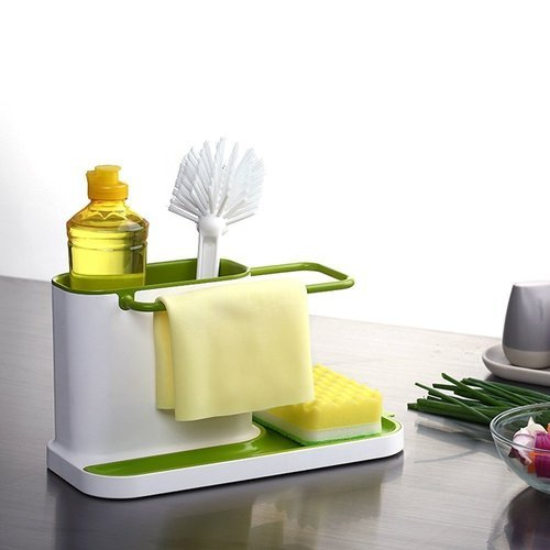 Kitchen Sink Organizer 3 in 1 kitchen sink organizer for dishwasher liquid brush at rs 110 3 in 1 kitchen sink organizer for dishwasher liquid brush workwithnaturefo