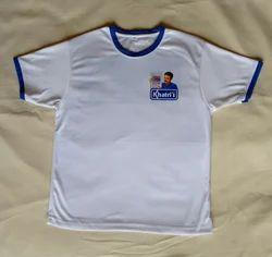 Half Sleeve Round Bulk Quantity T-Shirts