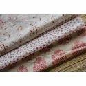 Organic Cotton Printed Fabric, Gsm: 50-150 Gsm