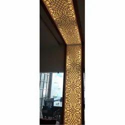 Korean Backlit Panel