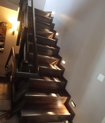 Wooden Floorings Stairs