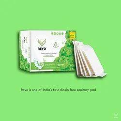 Aloe Vera Gel Sanitary Napkin