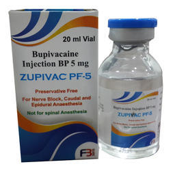 Bupivacaine BP Injection 5 mg